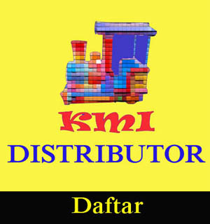 Menjadi Distributor Kereta Mini Indonesia