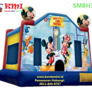 istana balon rumah balon bouncer kereta mini indonesia