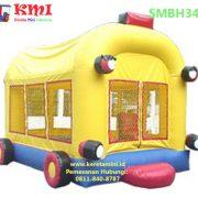 jual rumah balon atau istana balon mainan anak kereta mini indonesia