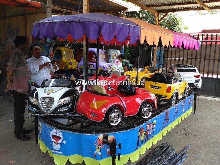 kereta mini indonesia 105
