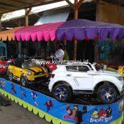 kereta mini indonesia 106