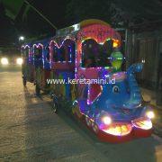 kereta mini indonesia 111