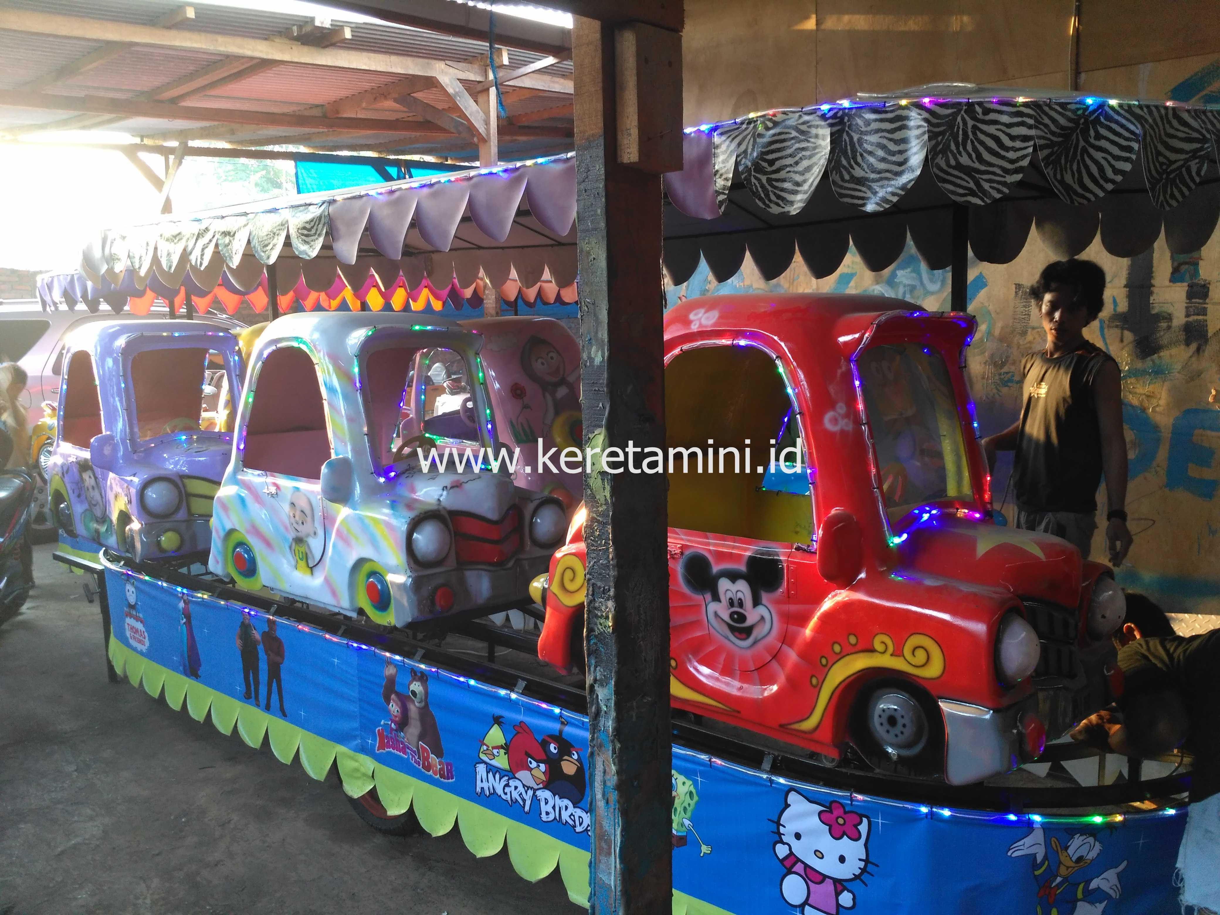 kereta panggung dan kereta gerobak