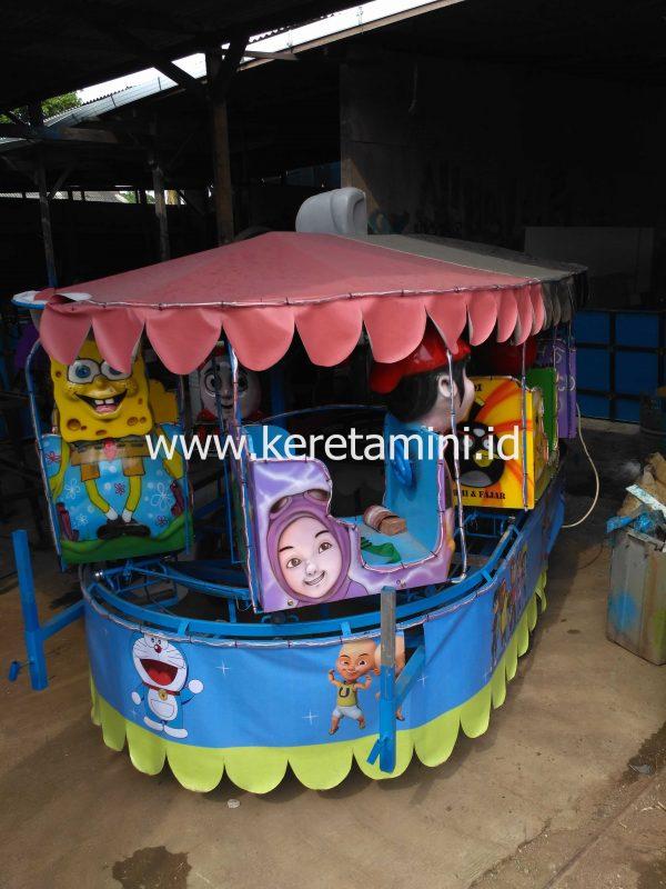 kereta mini indonesia 145
