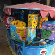 kereta mini indonesia 146
