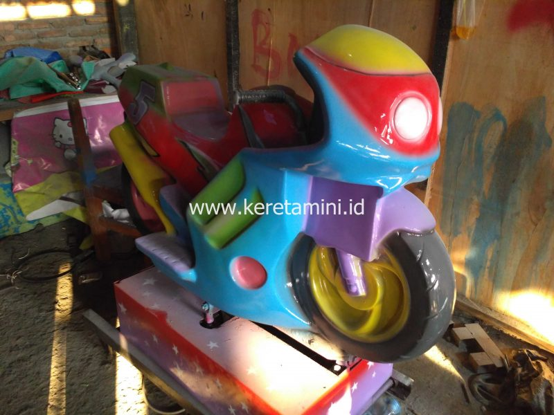 mainan koin kiddie ride