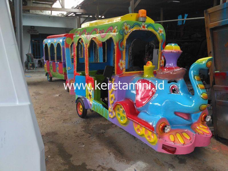 kereta gajah taman kebalen7