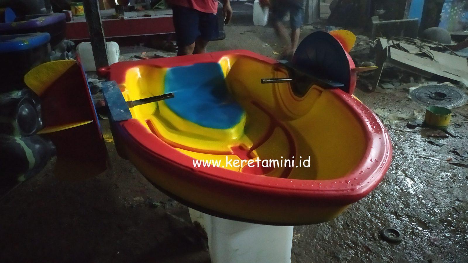 perahu handboat